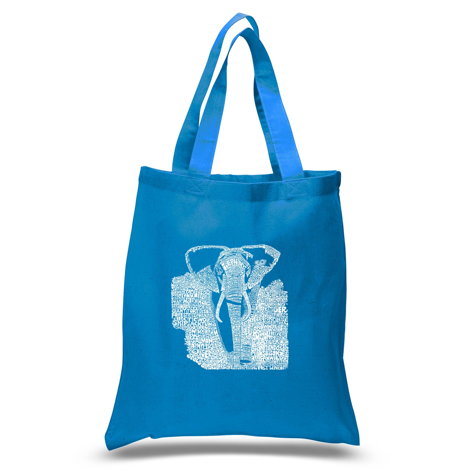 Small Tote Bag - ELEPHANT