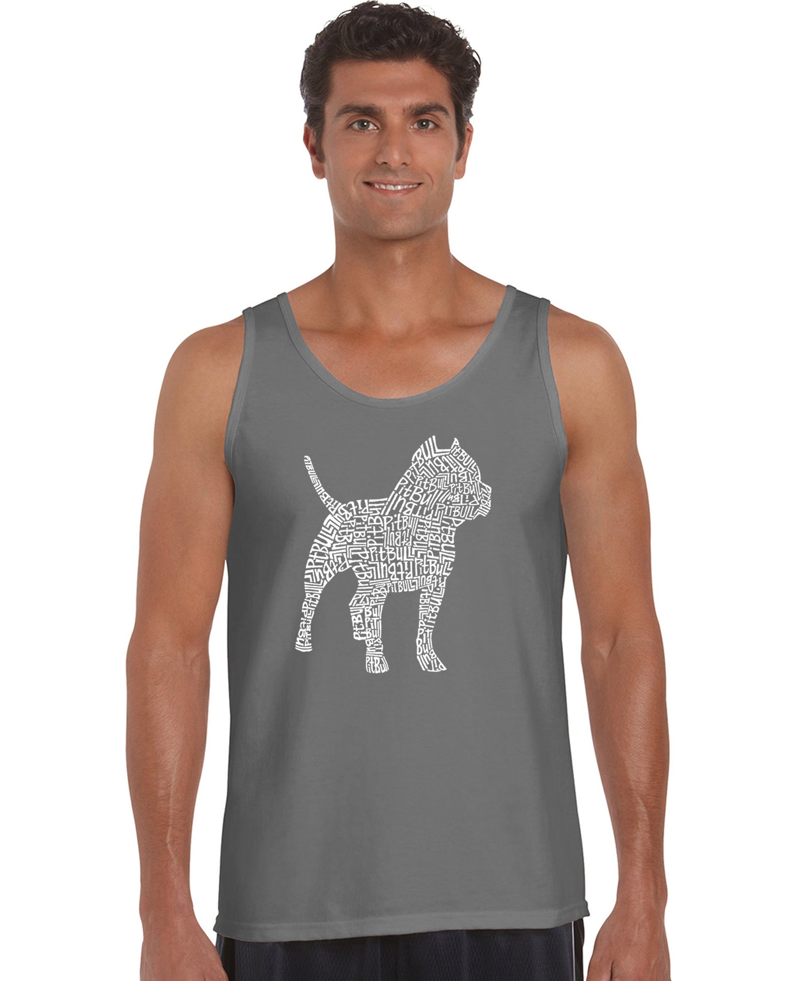 Mens Tank Top - PitBull