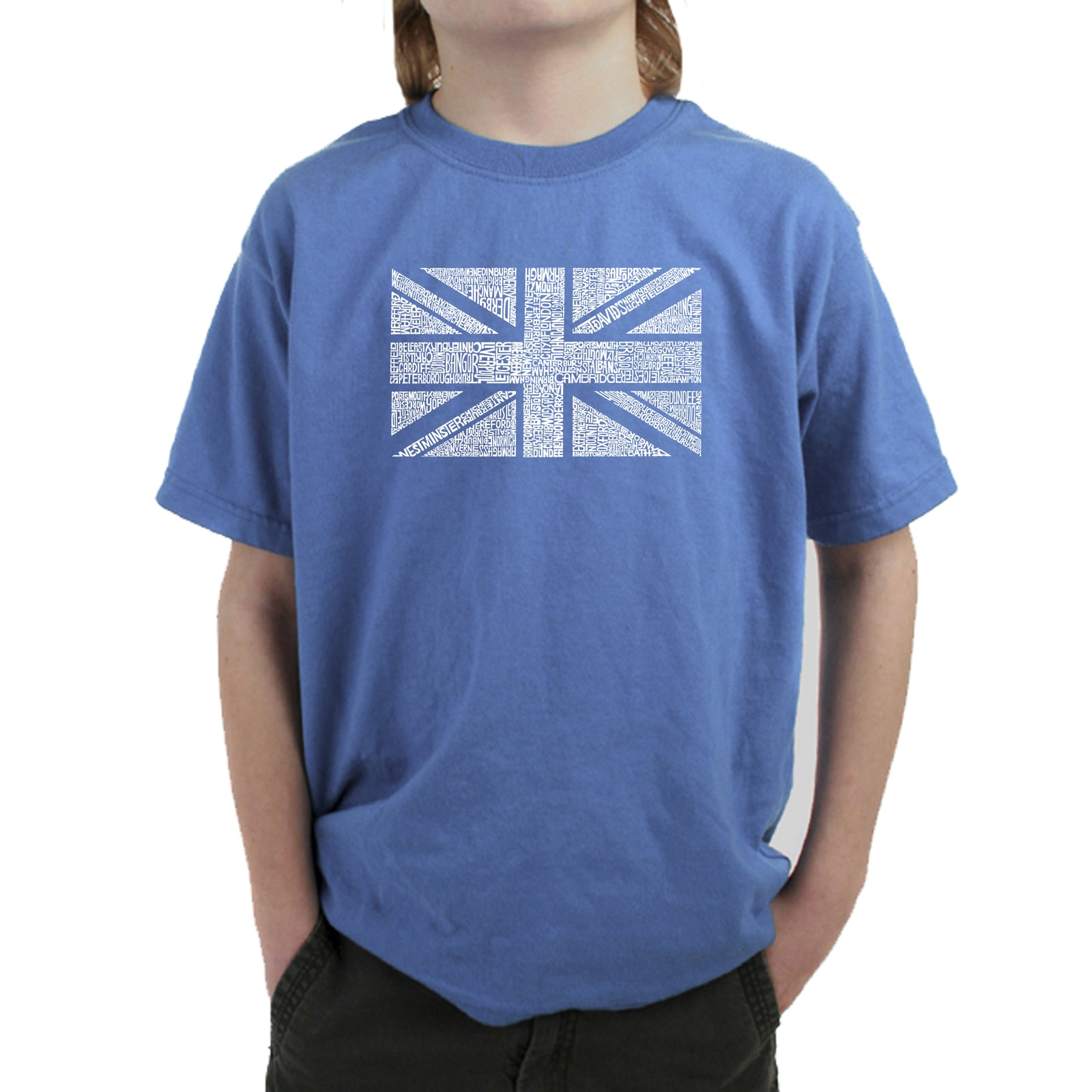 Boy's T-shirt - UNION JACK