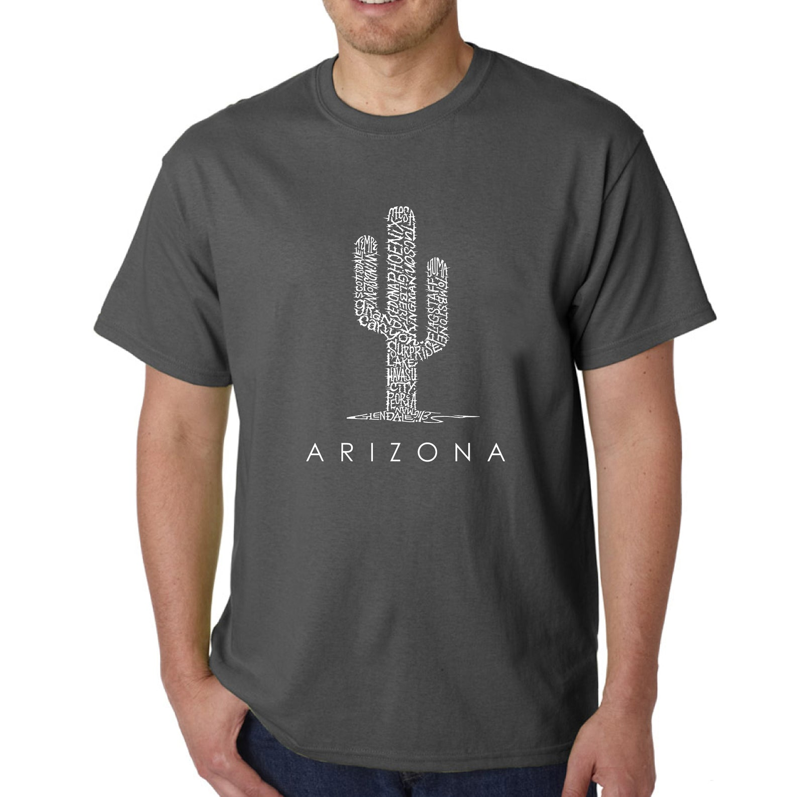 Men's T-shirt - Arizona Cities