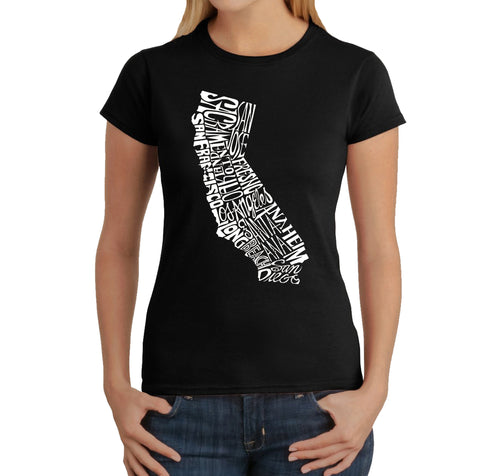 Women's T-Shirt - California State