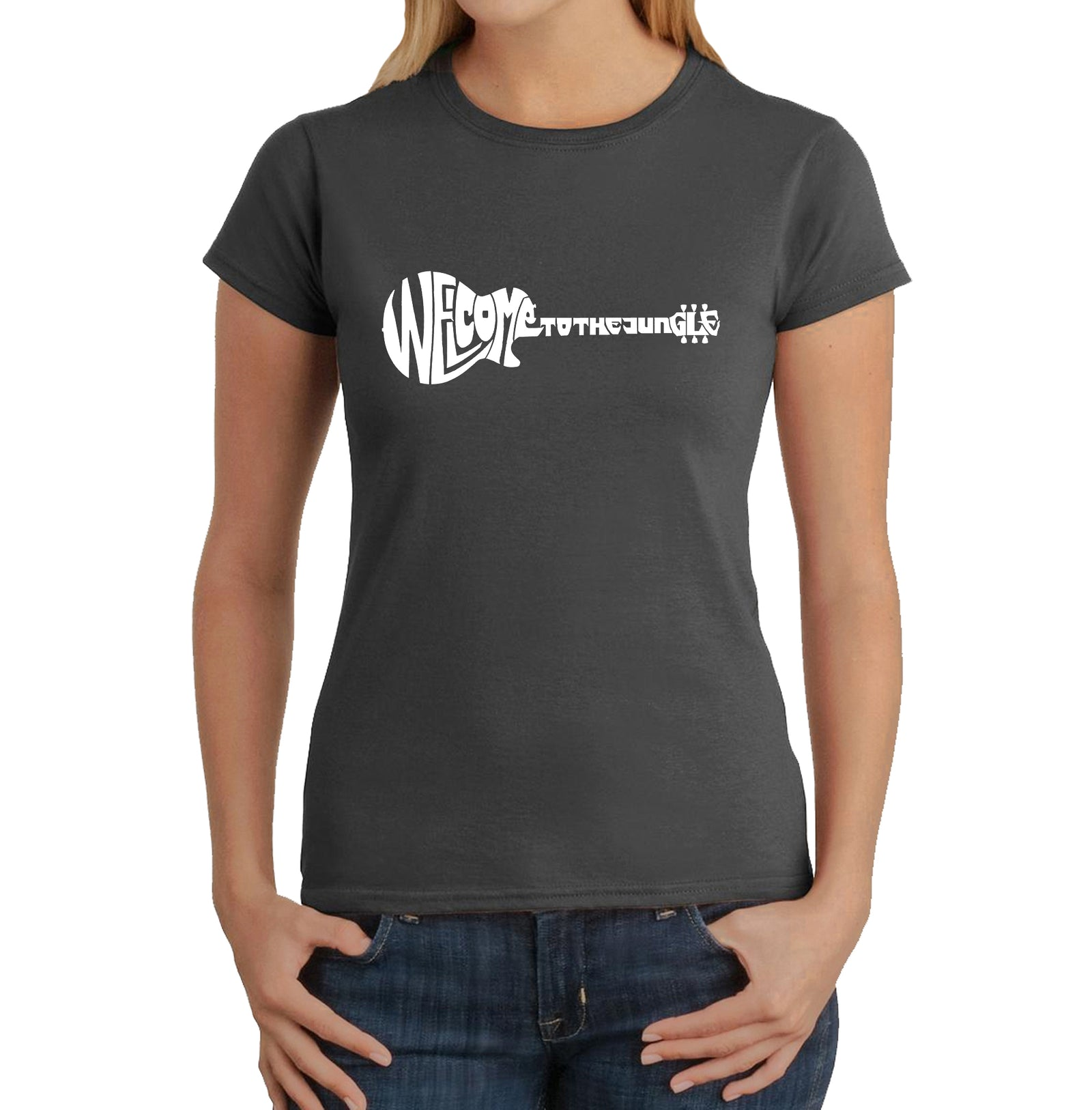 Women's T-Shirt - Welcome to the Jungle
