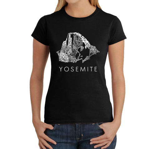 Women's T-Shirt - Yosemite