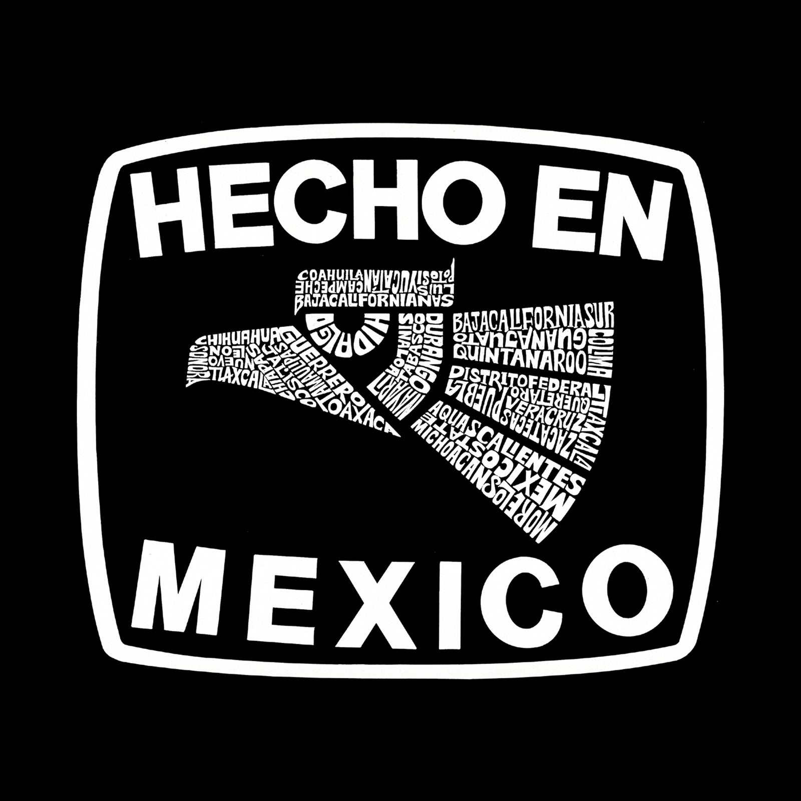 Women's T-Shirt - HECHO EN MEXICO