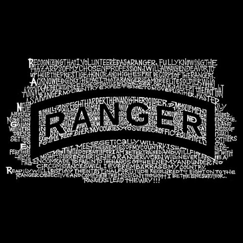Mens Tank Top - Created using The Ranger Creed