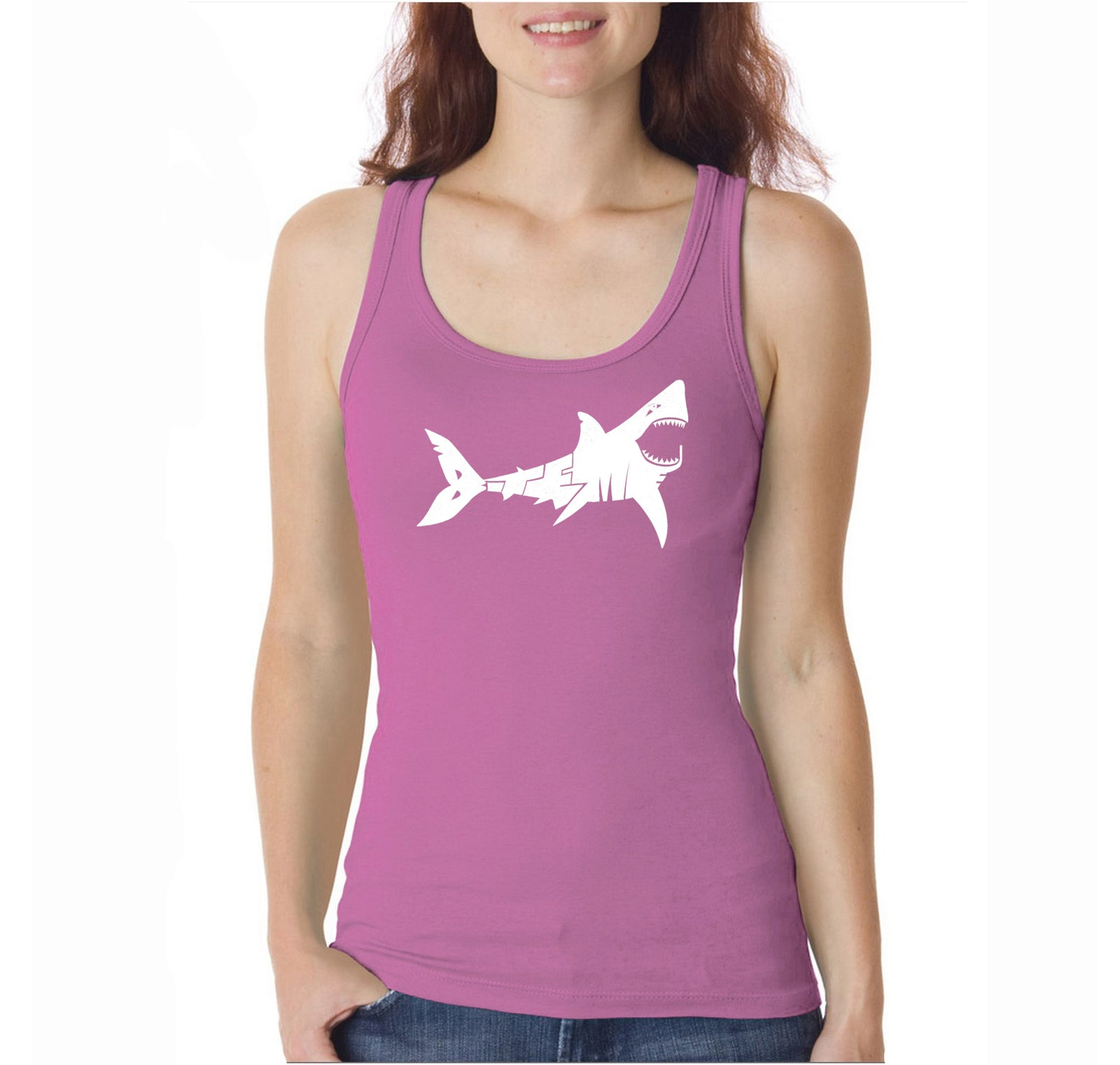Women's Tank Top - BITE ME