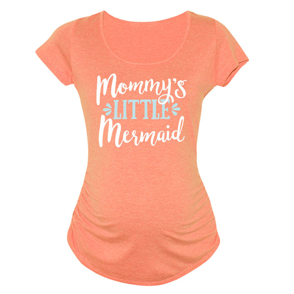 Mommy's Little Mermaid