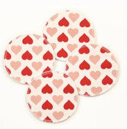 Hearts Breast Pads