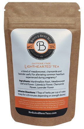 Light Hearted Tea-Sample Bag