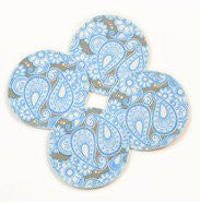 Paisley Breast Pads