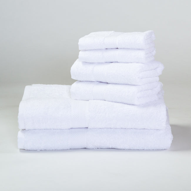 Ring Spun, 6-Piece Towel Set
