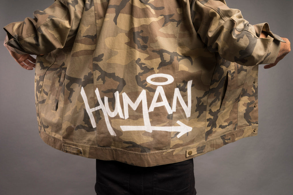 CUSTOM 'HUMAN' DEMO Jacket