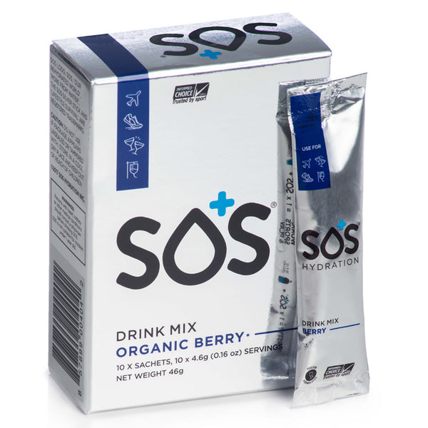 SOS Hydration Drink Mix 10 pack - Urban Herbalist