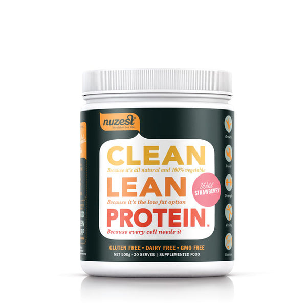Nuzest Clean Lean Protein – Strawberry - Urban Herbalist