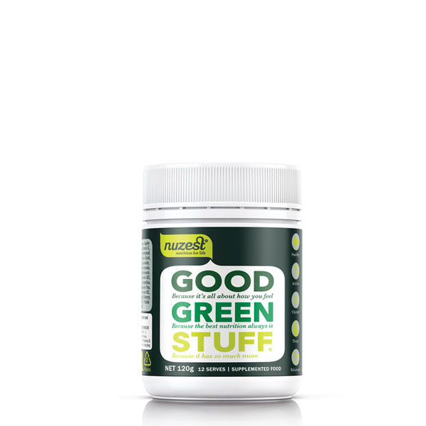 Nuzest Good Green Stuff - Urban Herbalist