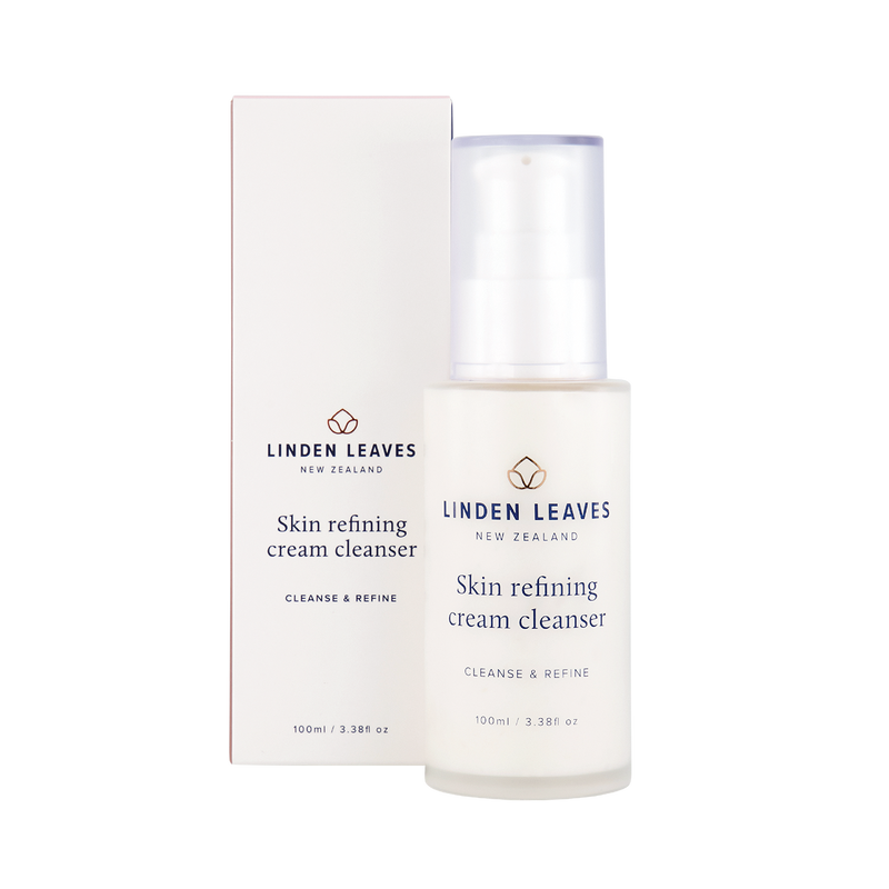Linden Leaves Skin Refining Cream Cleanser 100ml