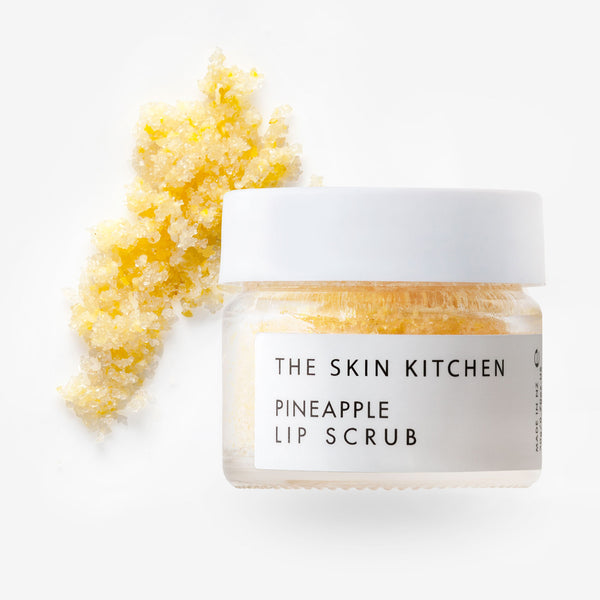 The Skin Kitchen Pineapple Lip Scrub