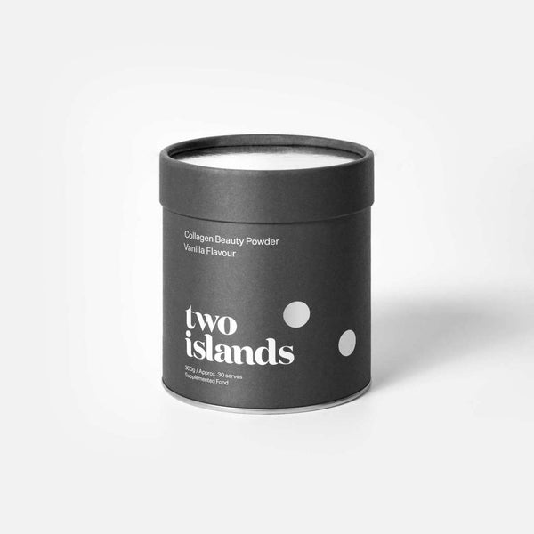 Two Islands Marine Collagen Vanilla 300g