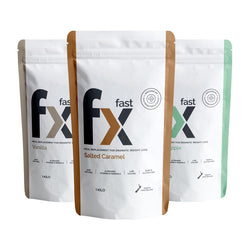 FastFX Weight Loss Meal Replacement 1kg (20 Serves)
