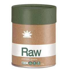 Amazonia Raw Prebiotic Greens 120g - Urban Herbalist
