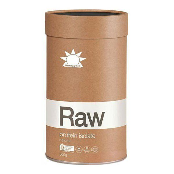 Amazonia Raw Protein Isolate - Natural 500g - Urban Herbalist