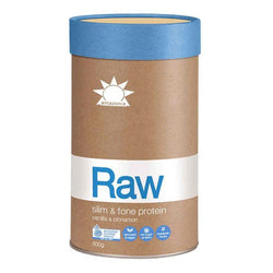 Amazonia Raw Slim & Tone Protein - Vanilla and Cinnamon - Urban Herbalist
