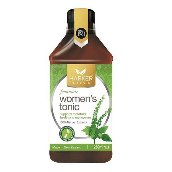 Harker Herbals Womens Tonic 250ml - Urban Herbalist
