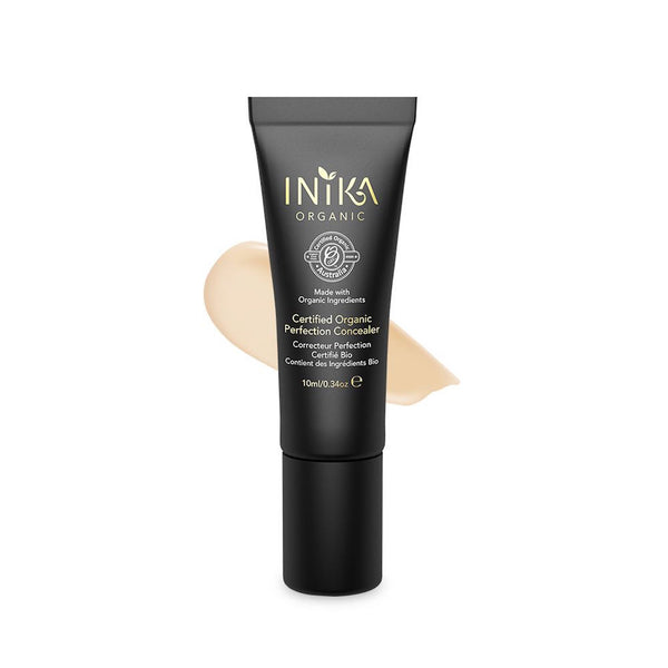 Inika Natural Liquid Concealer -  Light 10ml - Urban Herbalist