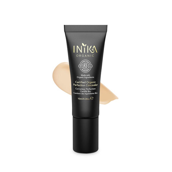 Inika Natural Liquid Concealer -  Medium 10ml - Urban Herbalist