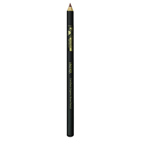 Inika Certified Organic Brow Pencil - Brunette Beauty 1.2g - Urban Herbalist