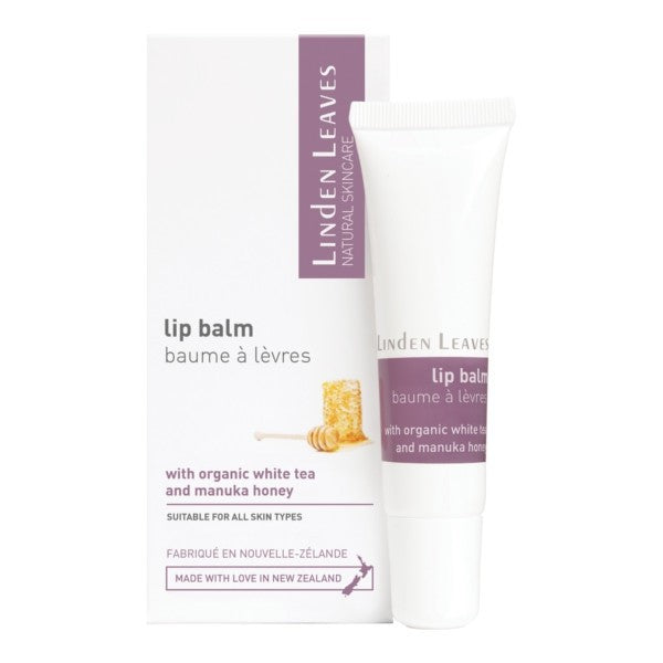 Linden Leaves Lip Balm 10ml - Urban Herbalist