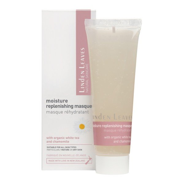 Linden Leaves Moisture Replenishing Masque 55ml - Urban Herbalist