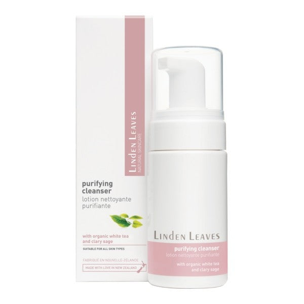 Linden Leaves Purifying Cleanser 100ml - Urban Herbalist