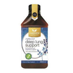 Harker Herbals Deep Lung Support - Urban Herbalist