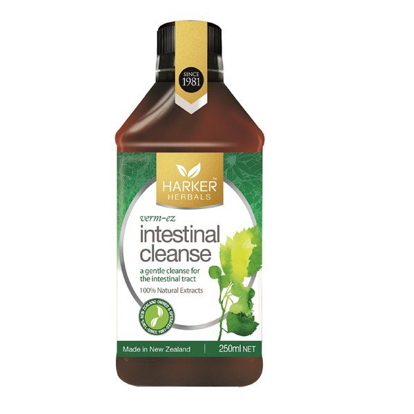 Harker Herbals Intestinal Cleanse 250ml - Urban Herbalist