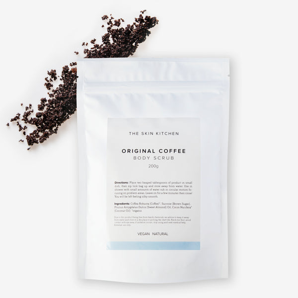 The Skin Kitchen Original Coffee Body Scrub