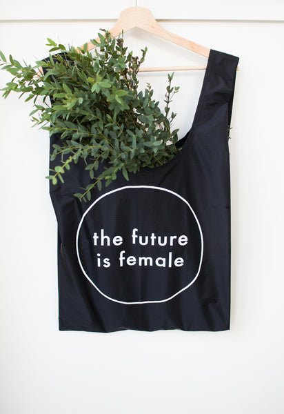 the future is female BAGGU