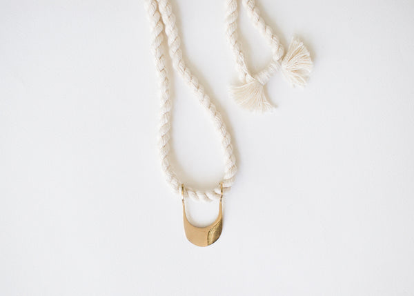 canal necklace