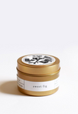 sweet fig travel candle