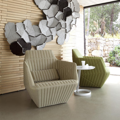 Facett Armchair