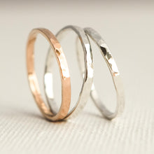 Rose Gold and Silver Stack
