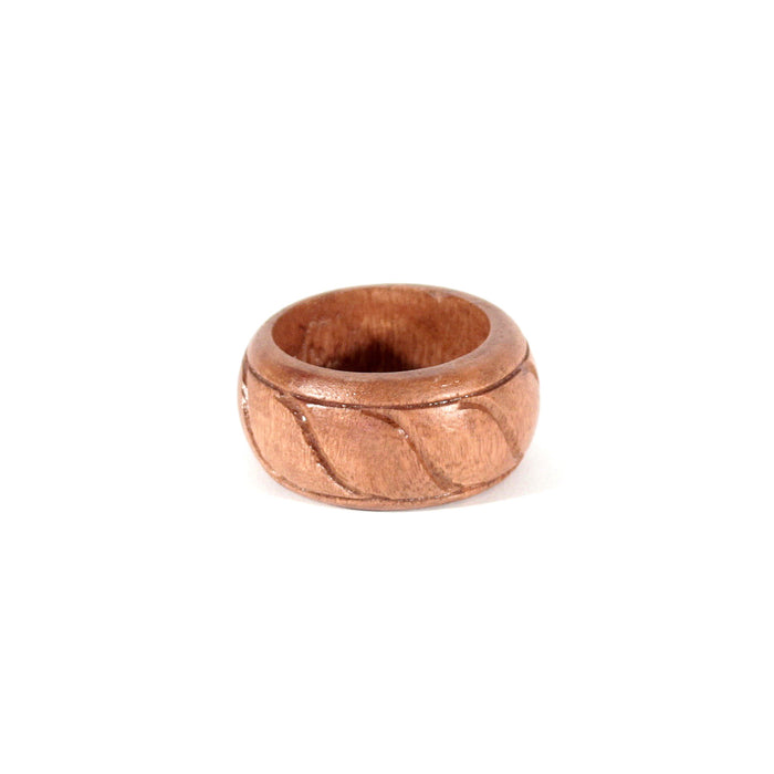 wooden Napkin Rings (10)