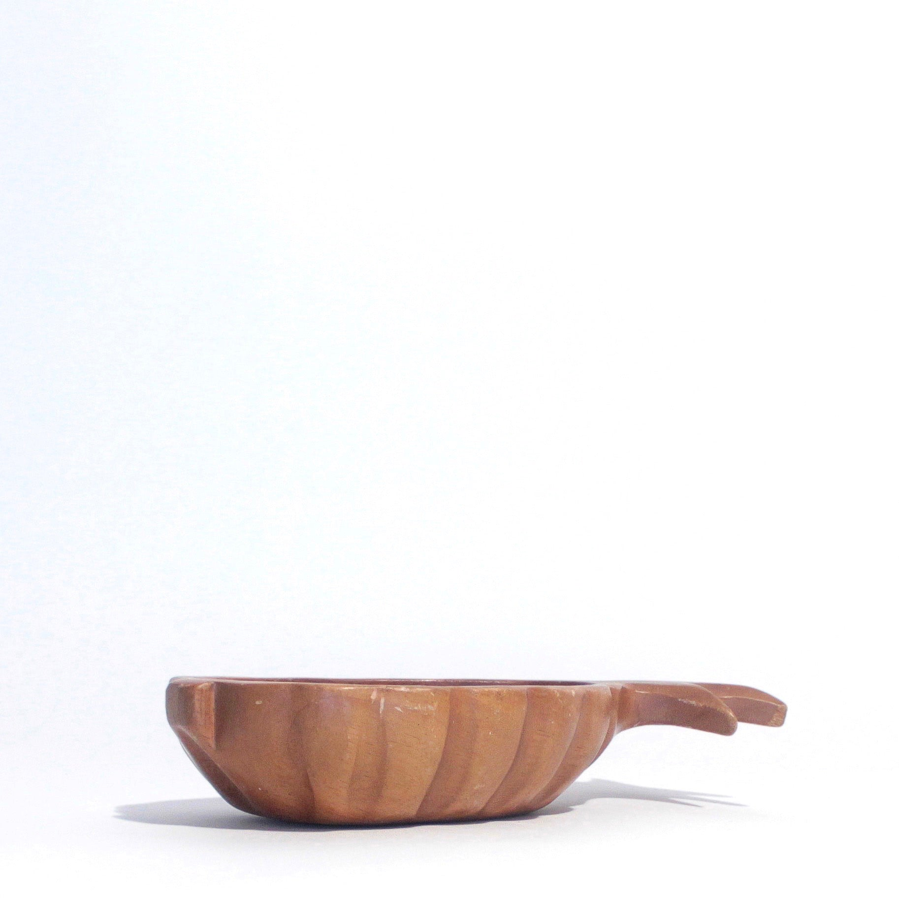 Pineapple Wooden Bowl