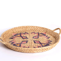 Native American Pink Tray