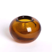 Murano Light Brown Bowl