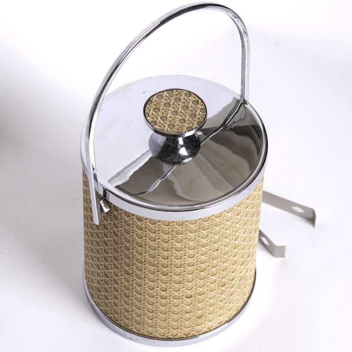 Wicker Ice Bucket