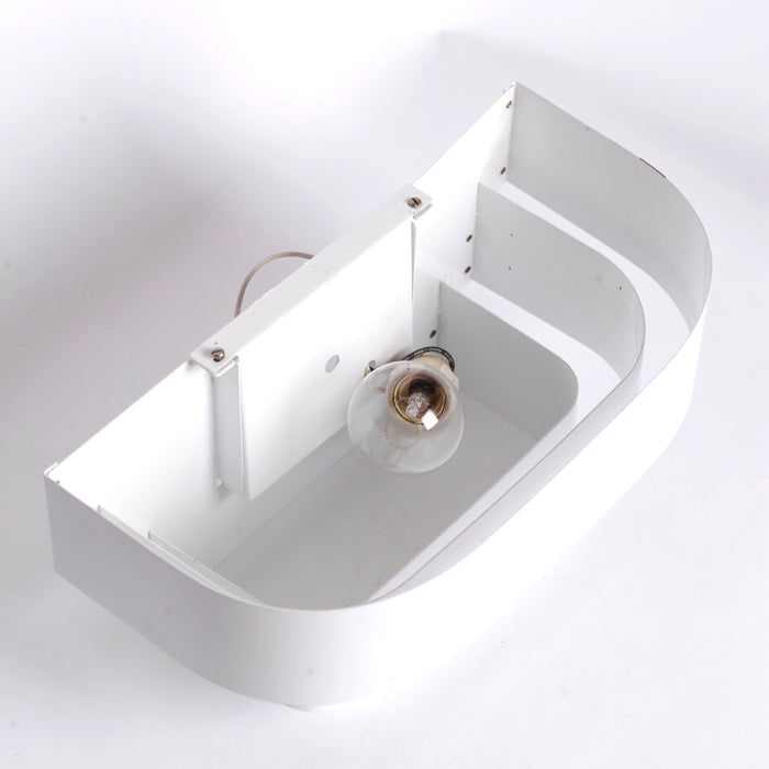 White Wall Sconce (2)