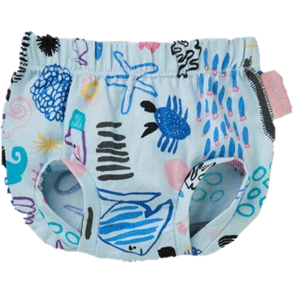 Coral Reef Nappy Cover
