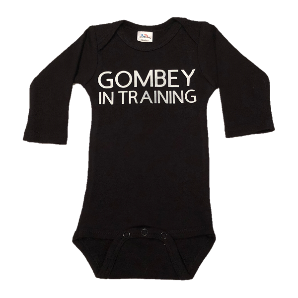Gombey in Training Onesie