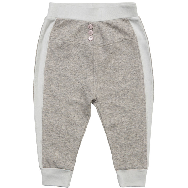 Grey Knit Joggers